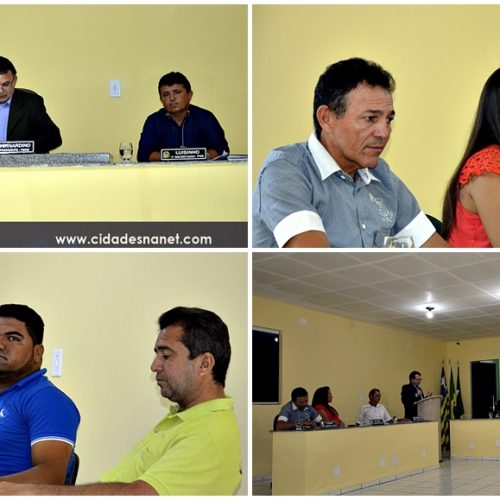 Câmara de Belém do Piauí aprova vários projetos em sessão ordinária. Veja!