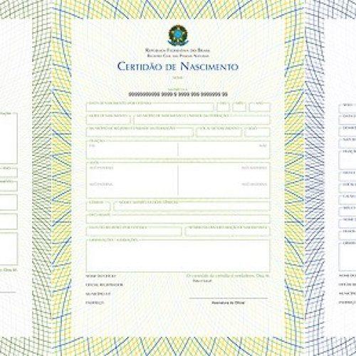 Novo modelo de certidão de nascimento permite inclusão de nome de padrasto
