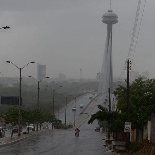 Chuvas devem continuar fracas durante toda esta semana no PI