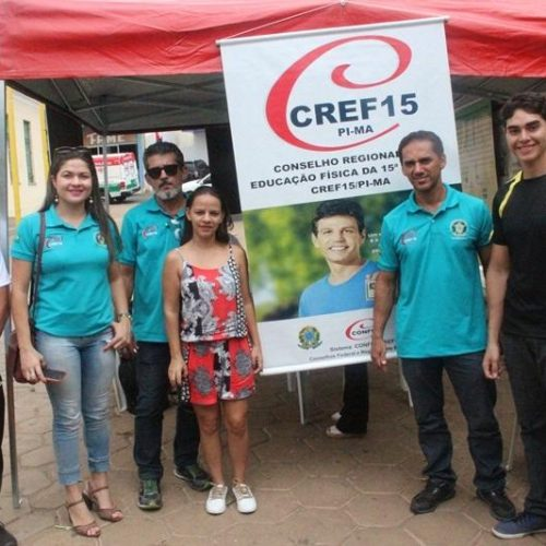 Conselho de Educação Física flagra exercício ilegal da profissão em academias de Picos