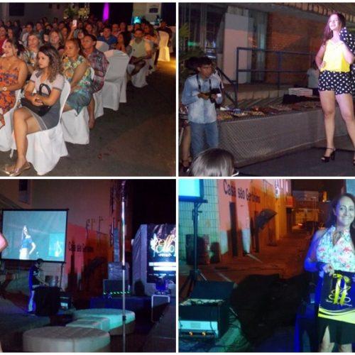 Ello Modas e Folheados realiza desfile no centro de Picos