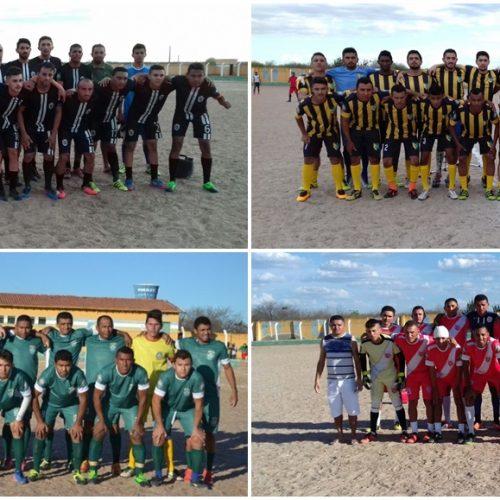 Campeonato Municipal de Futebol de Belém do Piauí chega à semifinal; veja os 4 classificados