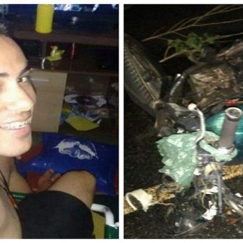 Colisão entre motos deixa dois mortos em Francisco Santos -PI