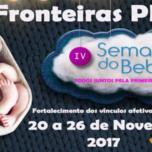 """Prefeitura de Fronteiras realiza de 20 à 26 de novembro, a """"IV Semana do Bebê"""" e lança enquete para escolha do Bebê Prefeito 2017"""