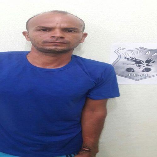 Homem é preso após ser denunciado 9 vezes por agredir a mulher no PI