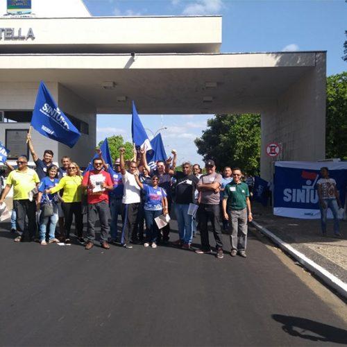 Servidores da UFPI entram em greve; 30% dos serviços serão mantidos