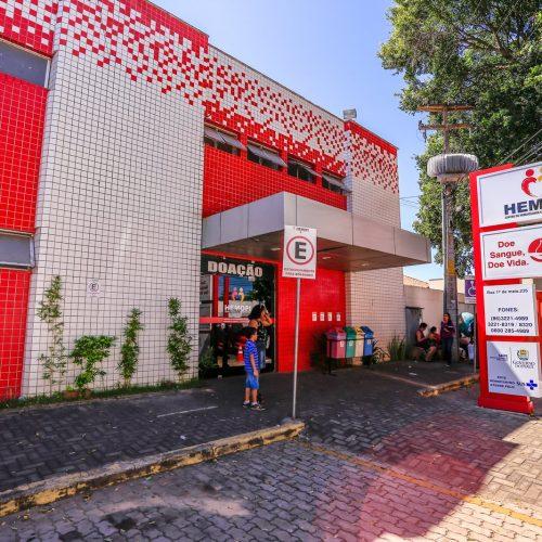 Após incêndio, Hemopi pede reforço de doações no interior do Piauí