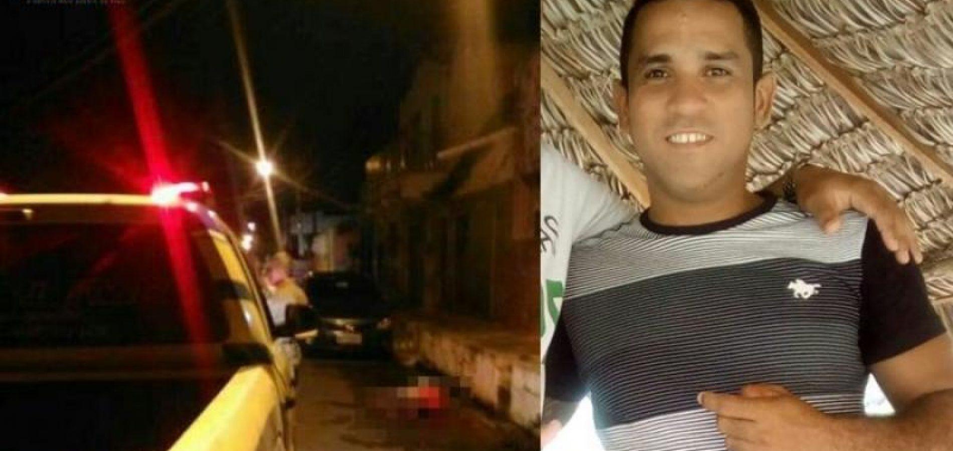 Homem é assassinado a tiros na rua São Pedro em Picos