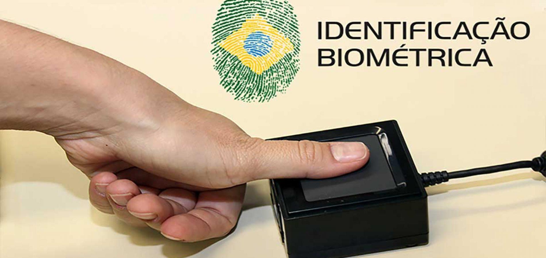 Resultado de imagem para recadastramento biométrico