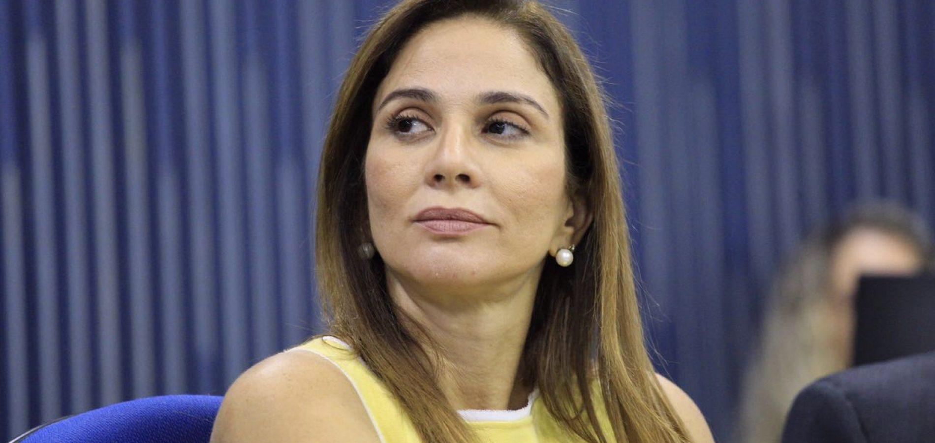 Esposa de Firmino Filho será candidata a deputada estadual em 2018