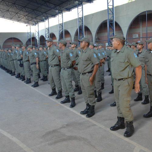 Governo autoriza curso de formação de agentes e PMs do Piauí para janeiro
