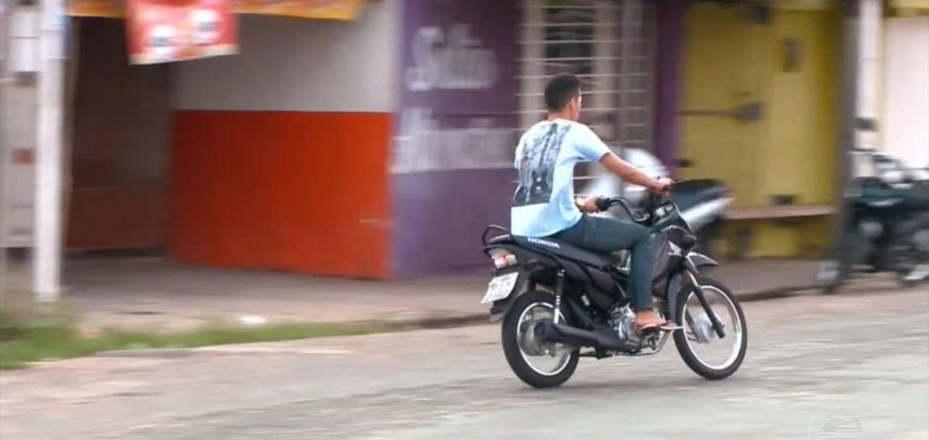 Estudo diz que Piauí é o estado mais perigoso para motociclistas; 68% das mortes em 2015