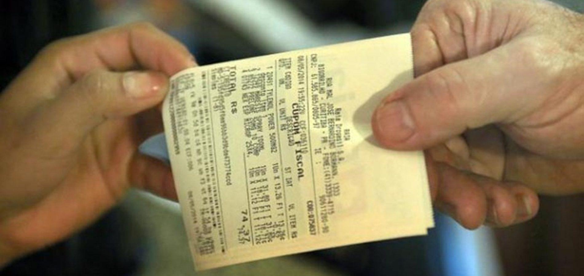 Consumidora do Litoral do PI leva R$ 25 mil no 54º sorteio da Nota Piauiense