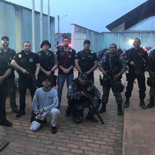 Operação Polícia Civil 24 Horas efetua 41 prisões e apreensões no Piauí