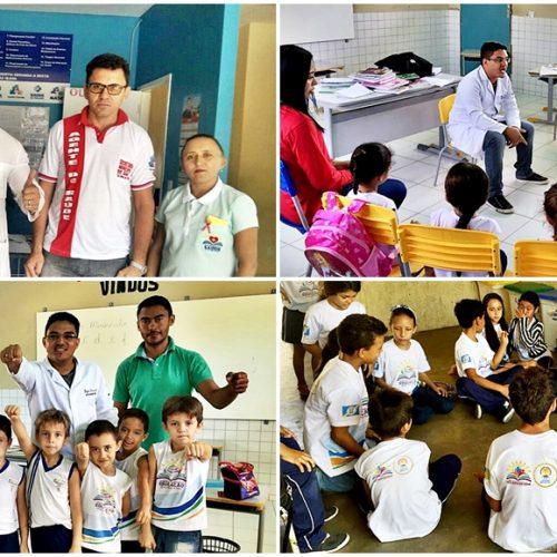 Saúde realiza semana de mobilização contra o Aedes Aegypti em Vila Nova do Piauí; fotos