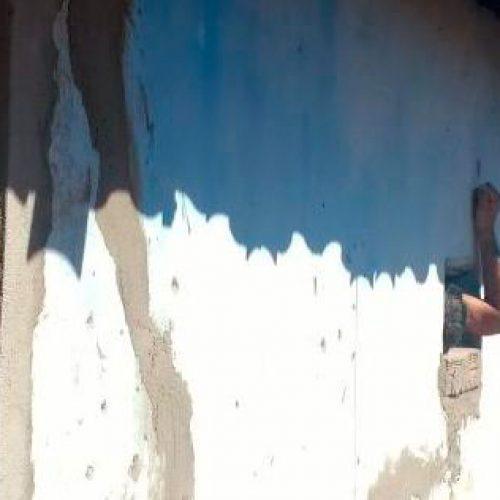 Homem tenta invadir residência no Piauí e morre ao ficar preso em buraco na parede