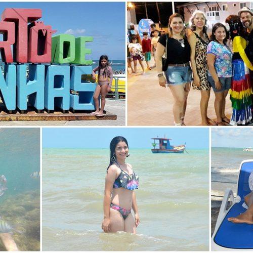 Grupo aproveita o feriado prolongado em Porto de Galinhas e Maragogi; veja fotos