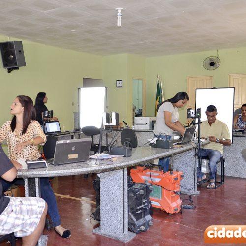 Recadastramento biométrico tem início em Patos do Piauí