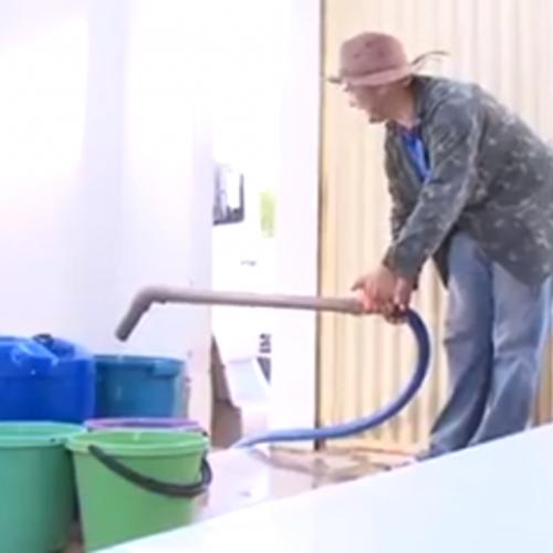 Reportagem mostra o drama da população pela falta de água em Padre Marcos; assista!
