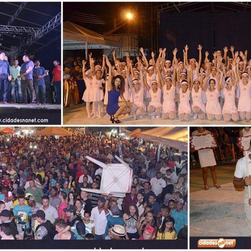 Apresentações culturais e show com Mastruz com Leite encerram comemorações ao aniversário de Vera Mendes