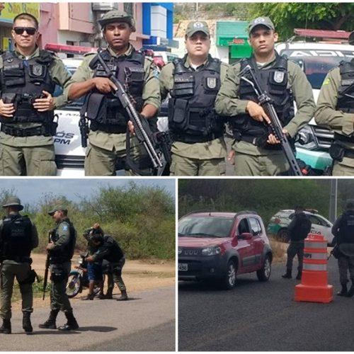 Polícia Militar de Jaicós lança a 'Operação Natal e Ano Novo Seguro'