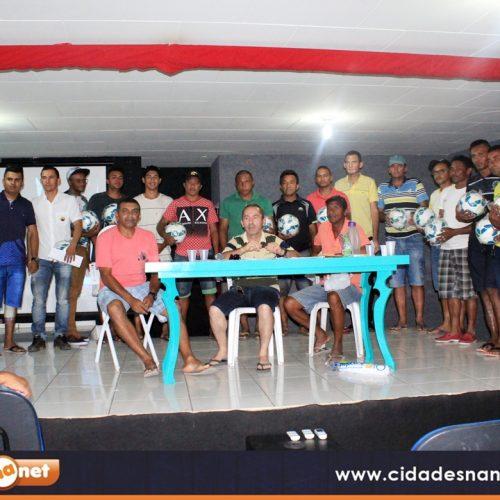 JAICÓS | Definidos os confrontos inicias da Copa Galo de Futebol Amador 2017-2018