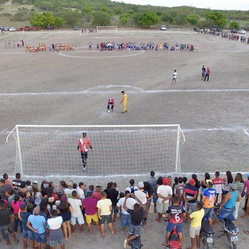 MASSAPÊ   Abóbora e Caraíbas são os finalistas do Campeonato de Futebol Amador