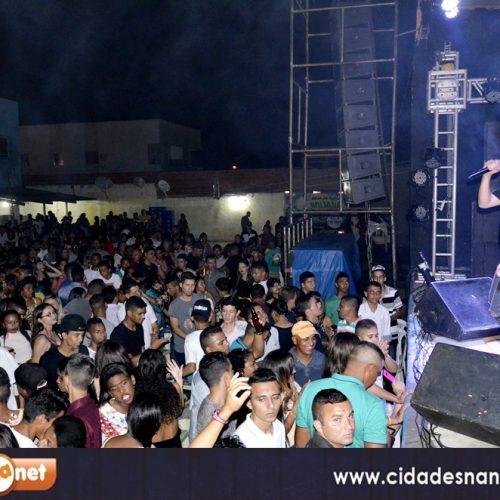 Veja as fotos da festa de Elson Vaqueiro e Gleydson Gavião no Mania do Forró em Jaicós