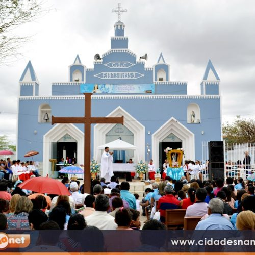 144º Festejo de Nossa Senhora da Conceição encerra com missa solene e procissão em São Julião