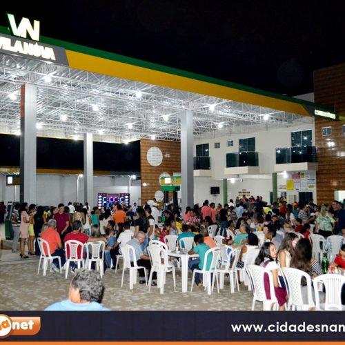 Arinaldo Leal empreende e inaugura novo posto de combustíveis, pousada e churrascaria em Vila Nova do PI; veja fotos
