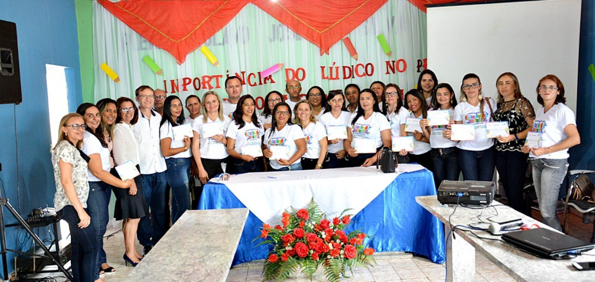 FOTOS | Seminário de Educação Infantil em Massapê do Piauí