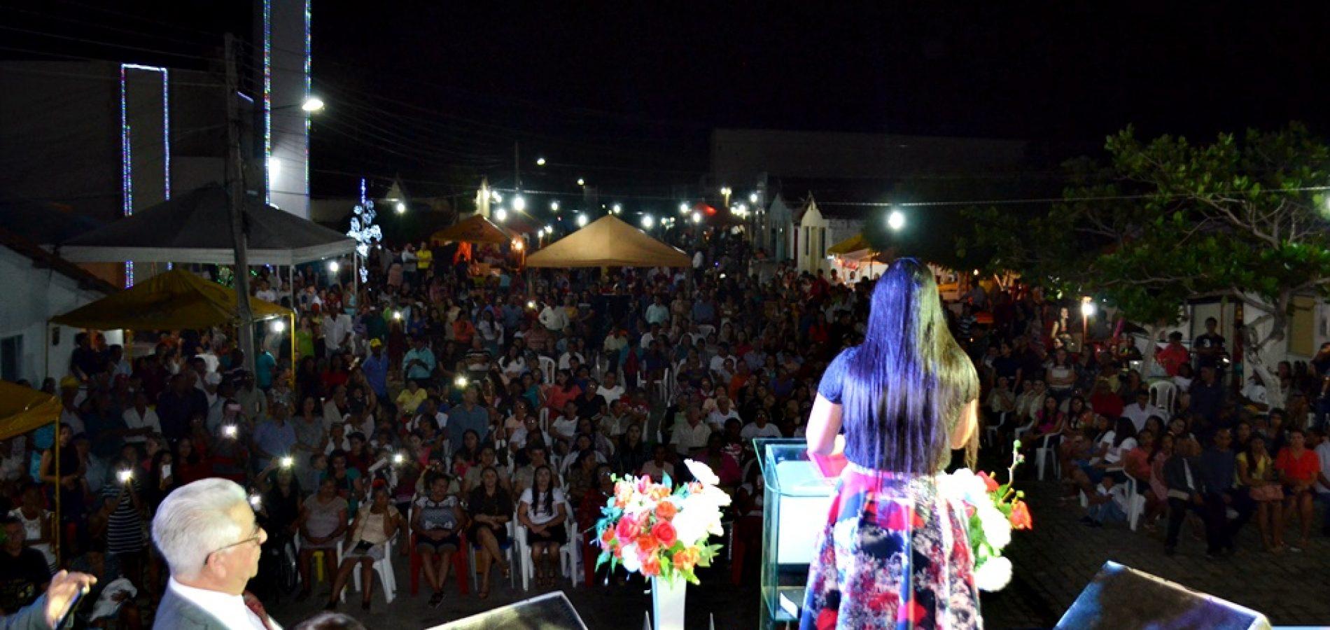 Igrejas celebram com sucesso o 'Dia do Evangélico' no 22º aniversário de Vila Nova do PI; veja fotos