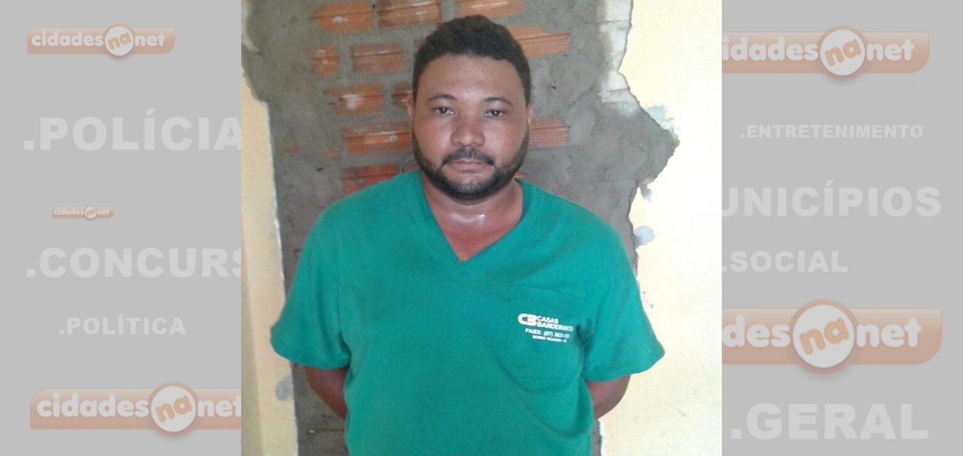 Viajante é preso após furtar aparelho celular em Patos do Piauí