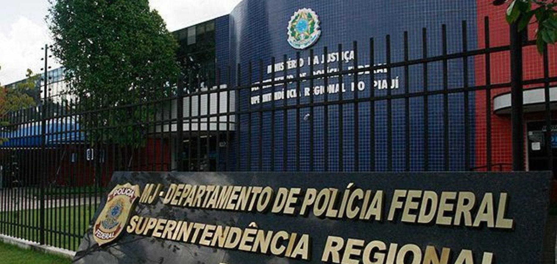 Novo diretor da PF deve trocar superintendente no Piauí
