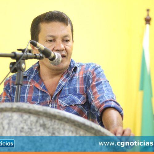CAMPO GRANDE | Na Câmara Municipal, Prefeito Baiá faz balanço do primeiro ano de gestão