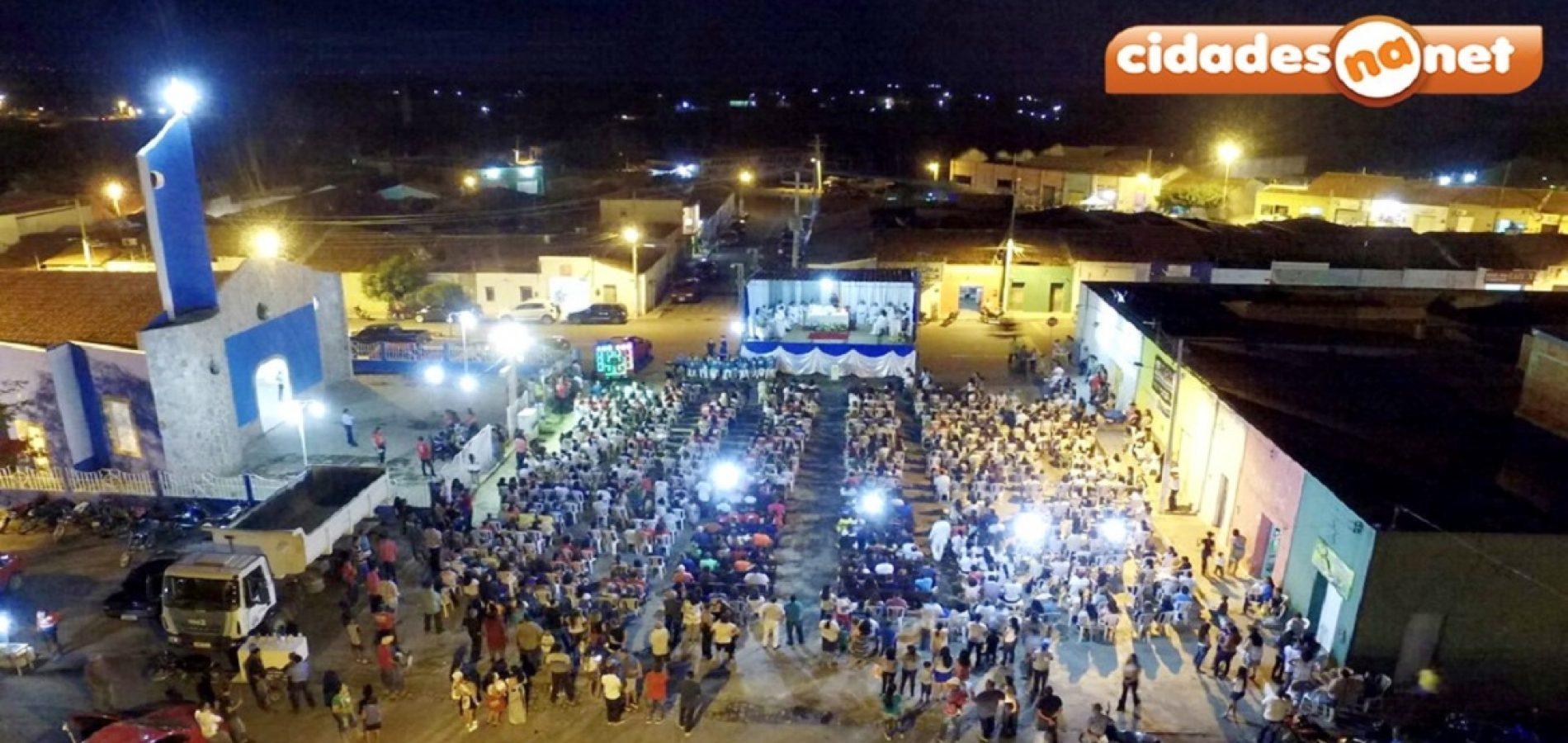 FOTOS | Instalação da Paróquia de Nossa Senhora de Fátima em Alegrete do Piauí
