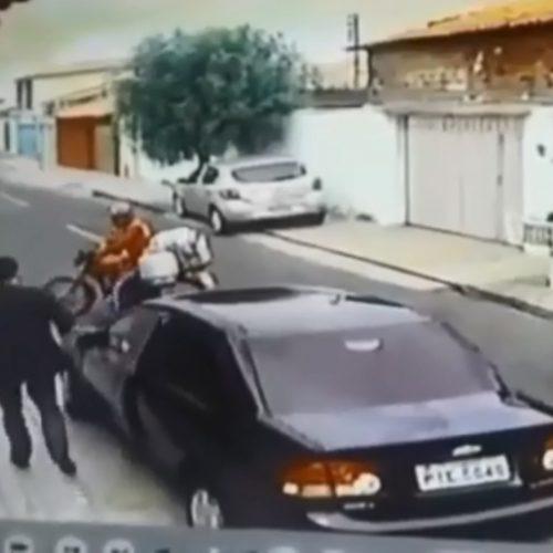 Polícia investiga falso pastor que usa terno para aplicar golpe do botijão no Piauí