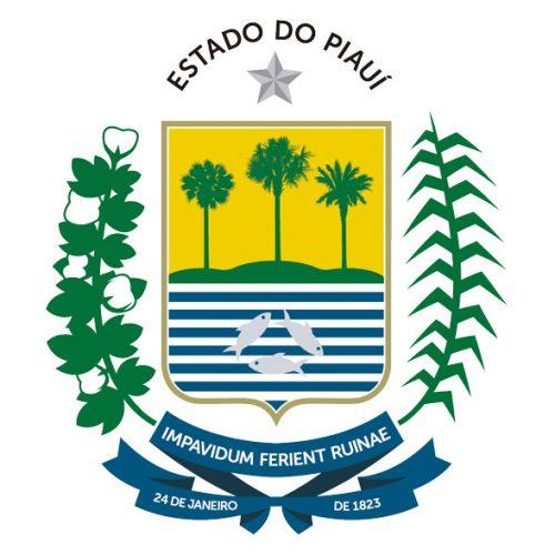 Projeto quer substituir frase no brasão do Piauí por tradução em português