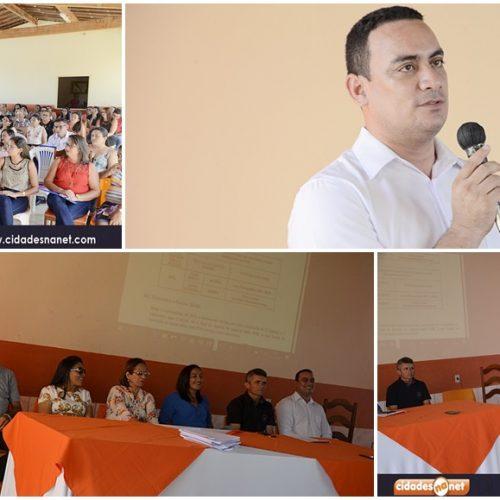 Educação de Patos do Piauí promove audiência pública de avaliação e monitoramento do PME