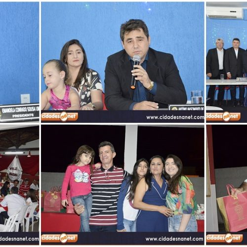 Sessão solene e jantar de confraternização encerram o ano legislativo da Câmara de Padre Marcos