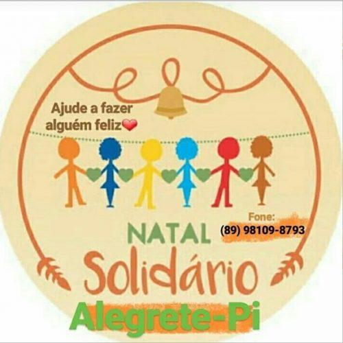 ALEGRETE   Campanha 'Natal Solidário' pretende arrecadar alimentos para ajudar famílias carentes. Veja como ajudar!