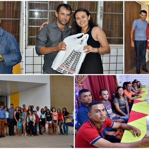 VERA MENDES   Secretaria de Saúde promove confraternização com servidores em Picos