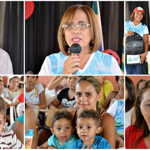 Programa é lançado em Patos do Piauí e vai acompanhar 100 famílias