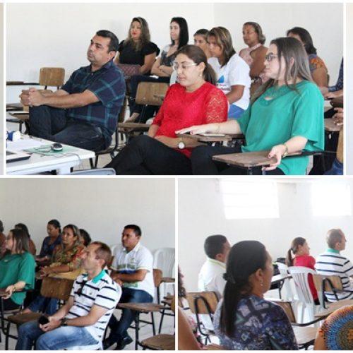 JAICÓS   Educação apresenta Selo Unicef 2017-2020 e forma comissão intersetorial