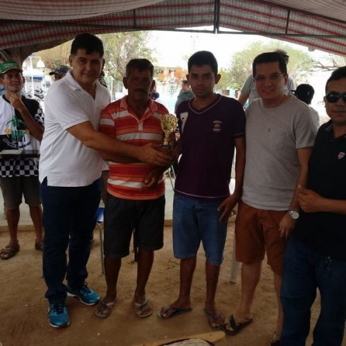 SÃO JULIÃO 57 ANOS | Torneios de damas e dominó mobilizam desportistas de São Julião