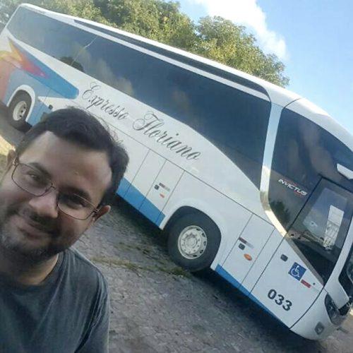 Empresário piauiense de 36 anos, dono de linhas de ônibus, morre vítima de infarto