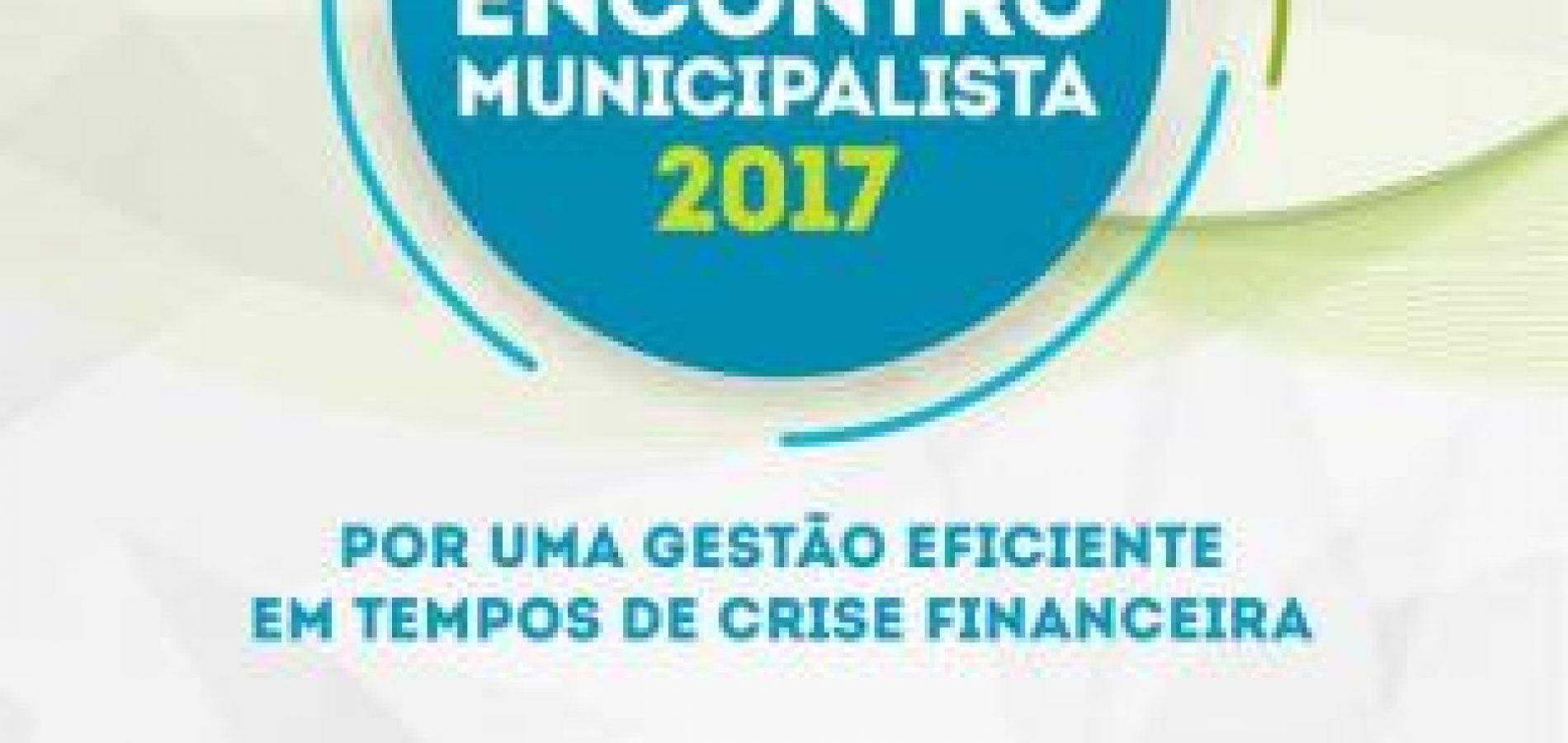 Picos sediará encontro que discutirá sobre crise financeira nos municípios