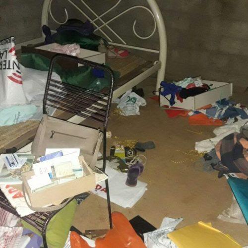 Bandidos armados e encapuzados aterrorizam família em comunidade rural de Picos