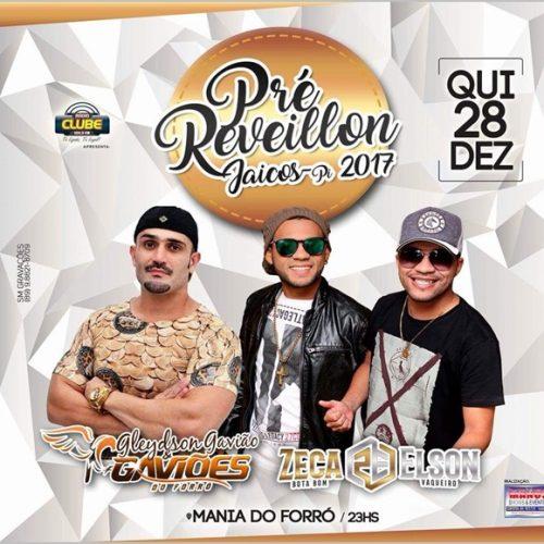 Grande show de final de ano acontece hoje (28) no Mania do Forró em Jaicós