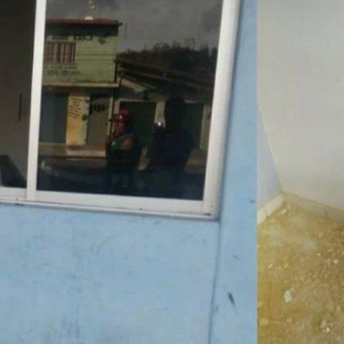 Suspeito de invadir lotérica no Piauí deixa celular no local do crime e é preso